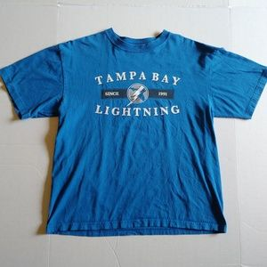 Tampa Bay Lightning graphic tee